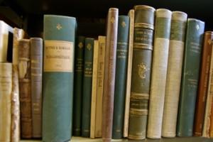 KSLA:s bibliotek